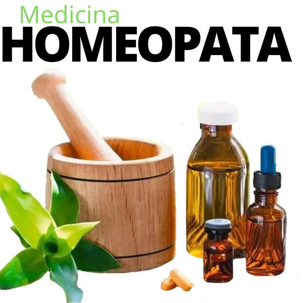 MEDICINA HOMEOPATA